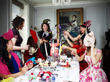 Millinery Workshop events